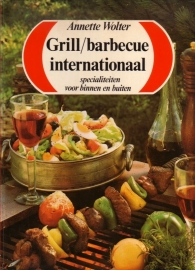 Annette Wolter - Grill/barbecue internationaal