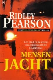 Ridley Pearson - Mensenjacht