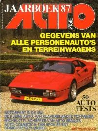Autovisie Jaarboek - 2 stuks naar keuze