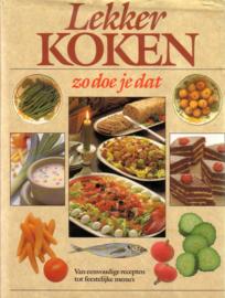 Hans Belterman - Lekker koken, zo doe je dat