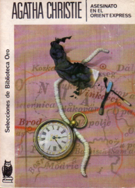 Agatha Christie - Asesinato en el 'Orient Express'