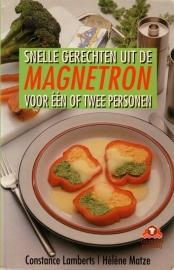 Snelle gerechten uit de magnetron voor één of twee personen