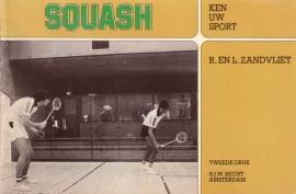 R. en L. Zandvliet - Squash