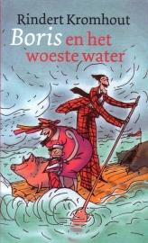 Rindert Kromhout - Boris en het woeste water