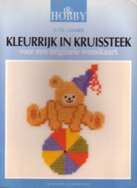 Jutta Lammèr - Kleurrijk in kruissteek