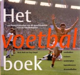 Nick Holt/Guy Lloyd - Het Voetbalboek