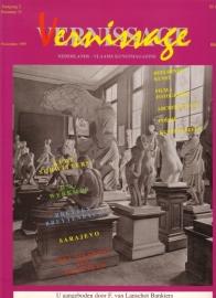 Vernissage - Nederlands-Vlaams Kunstmagazine