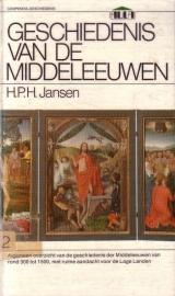 H.P.H. Jansen - Geschiedenis van de Middeleeuwen