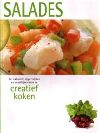 Salades - De lekkerste bijgerechten en maaltijdsalades in creatief koken