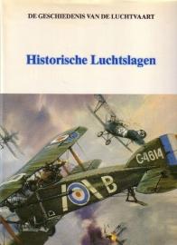 Lekturama: De geschiedenis van de luchtvaart - Historische luchtslagen