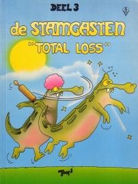 03. De Stamgasten 'total loss' [1e druk]