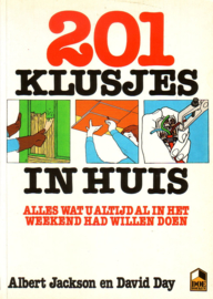 Albert Jackson/David Day - 201 klusjes in huis