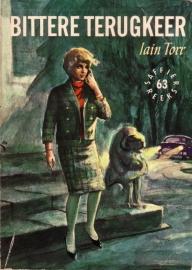 Saffier-reeks 63: Iain Torr - Bittere terugkeer