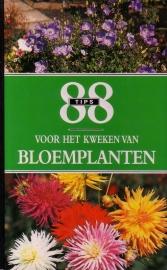 88 tips voor het kweken van bloemplanten