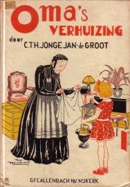 C.Th. Jongejan-de Groot - Oma`s verhuizing