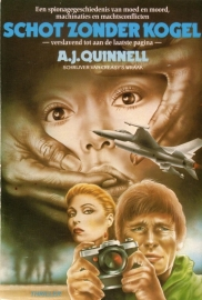 A.J. Quinnell - Schot zonder kogel