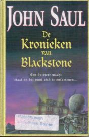 John Saul - De Kronieken van Blackstone