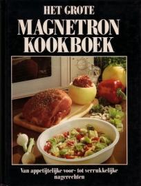 Het grote magnetron kookboek