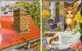 Dierenpret - Poes en de muis