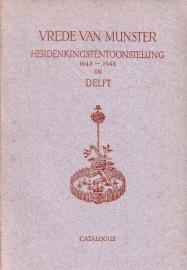Catalogus herdenkingstentoonstelling Vrede van Munster