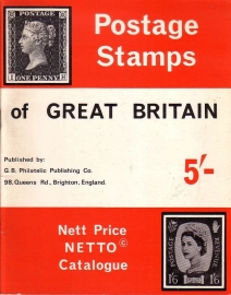 Postage Stamps of Great Britain - Spring 1967