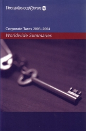 Corporate Taxes 2003-2004 - Worldwide Summaries
