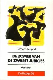 Remco Campert - De zomer van de zwarte jurkjes