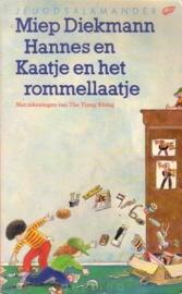 Miep Diekmann - Hannes en Kaatje en het rommellaatje