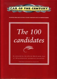 Car of the Century - The 100 candidates