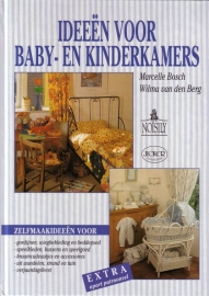 Ideeën voor baby- en kinderkamers