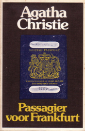 Agatha Christie - 12. Passagier voor Frankfurt