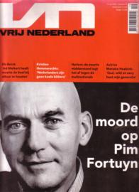 Vrij Nederland 11 mei 2002 - nummer 19