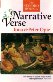 The Oxford Book of Narrative Verse