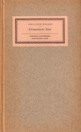 Carl J. Burckhardt - Kleinasiatische Reise