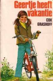 Cok Grashoff - Geertje heeft vakantie