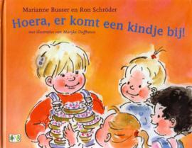 Marianne Busser/Ron Schröder - Hoera, er komt een kindje bij!