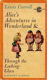 Lewis Carroll - Alice's Adventures in Wonderland & Through the Looking-Glass