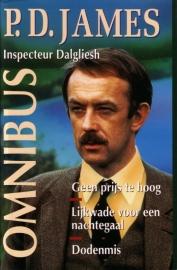 P.D. James - Inspecteur Dalgliesh omnibus