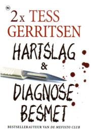 Tess Gerritsen - Hartslag & Diagnose besmet [omnibus]
