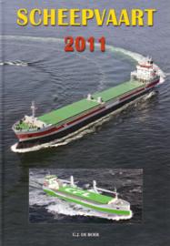 G.J. de Boer - Scheepvaart 2011