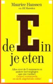 Maurice Hanssen en Jill Marsden - De E in je eten