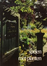 Spelen met planten - De 18 voorbeeldtuinen van Mien Ruys