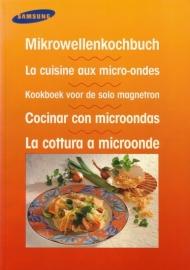 Kookboek voor de solo magnetron