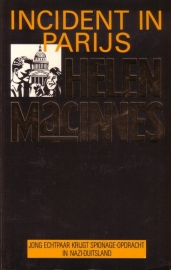 Helen MacInnes - Incident in Parijs