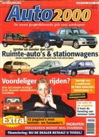 Auto 2000 - Autojaargids