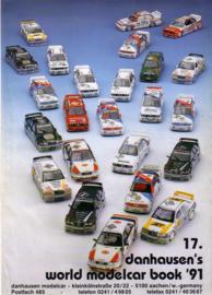 17. Danhausen's World Modelcar Book '91