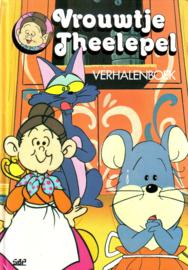 Vrouwtje Theelepel - Verhalenboek