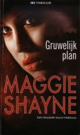 Maggie Shayne - Gruwelijk plan