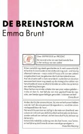 Emma Brunt - De breinstorm