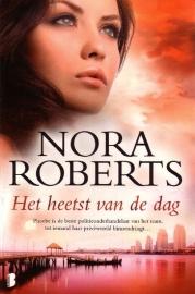Nora Roberts - Het heetst van de dag
